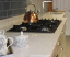 Sile Stone Work Top with Break Front