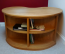 Curved Oak Desk